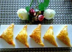 酥皮咖喱饺