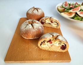 顶级欧式面包之--裸麦芝士球