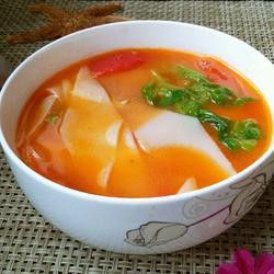 家常面片汤