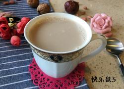 花生核桃红枣浆
