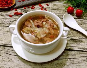 花胶瘦肉汤
