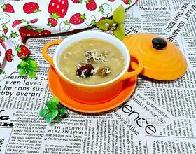 红枣桂圆鸡蛋汤