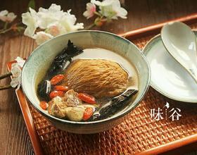 灵芝猴头菇枸杞汤[图]