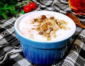 酸奶水果麦片粥[图]
