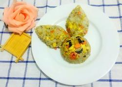 鸡蛋炒米饭
