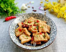 卤豆腐干[图]