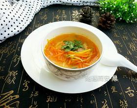胡萝卜汤[图]