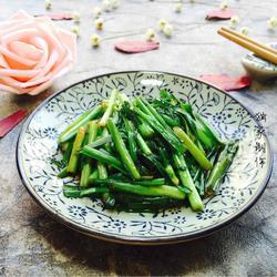 清炒韭菜的做法[图]
