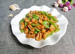 青椒炒大肠