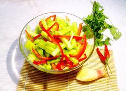 辣椒腌黄瓜