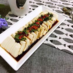 凉拌内酯豆腐的做法[图]