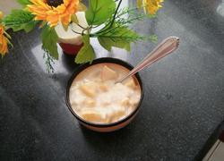 燕麦牛奶水果粥