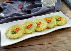 韩式角瓜饼