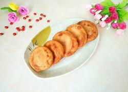 广州小吃咸煎饼