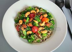 藜麦椰油沙拉