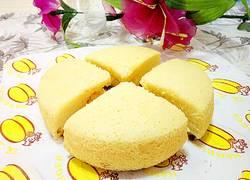 全蛋海绵蒸蛋糕