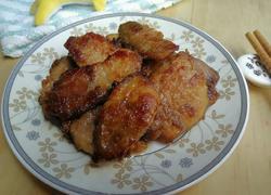 香煎猪肉片