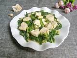 油麦菜炖豆腐的做法[图]
