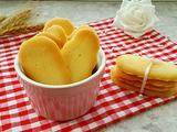 蛋清饼干的做法[图]