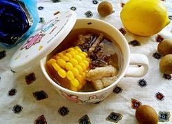 紫菜玉米排骨汤
