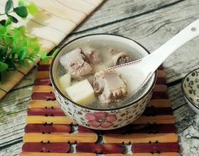 竹笋排骨汤