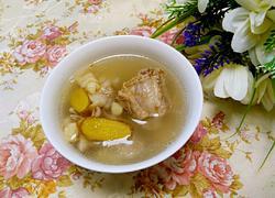 干贝排骨汤