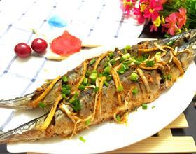 微波炉烤鱼[图]