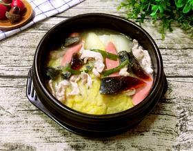 砂锅娃娃菜[图]
