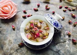 茉莉玫瑰花茶
