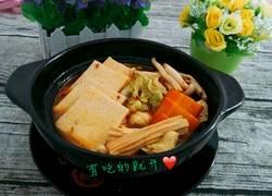 砂锅素什锦