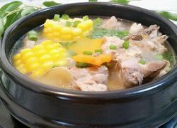 电饭煲排骨汤