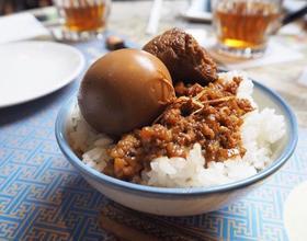 香菇卤肉饭[图]