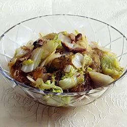 白菜猪肉炖粉
