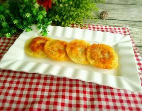 尖椒茄子馅饼