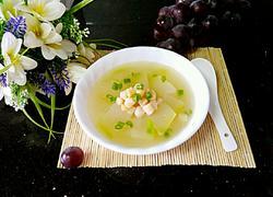 冬瓜瑶柱汤