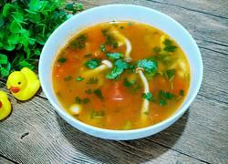 番茄蘑菇汤