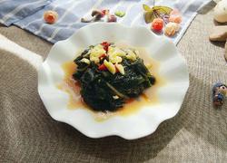 蒜拌螺旋藻