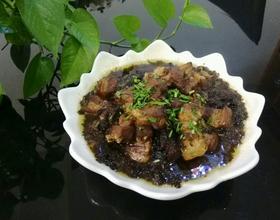 霉干菜烧肉