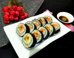 家常寿司卷[图]