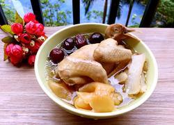 花胶玉竹炖乳鸽