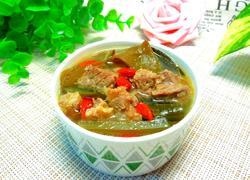 牛肉海带汤
