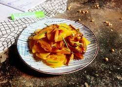 香菇土豆片