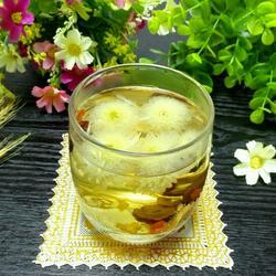 菊花山楂茶