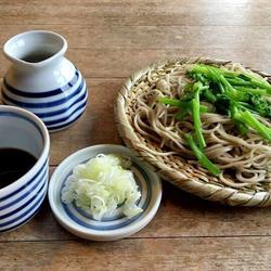 日式冷荞麦面