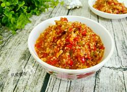 番茄辣椒酱