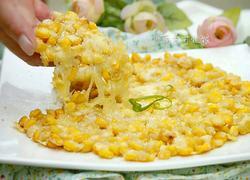 奶酪玉米烙