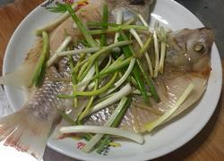 清蒸深海红斑鱼