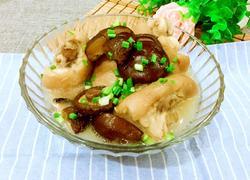 香菇猪蹄汤