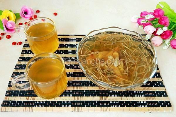 麦冬清润茶
