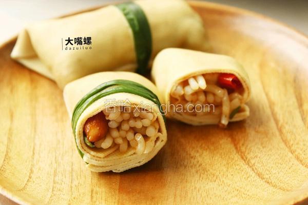 豆皮包螺蛳粉丨大嘴螺